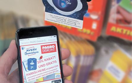 Pagro-Rabatt aufs Handy