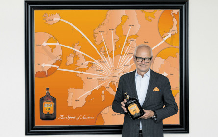 Inländer-Rum macht sich stark im Ausland breit