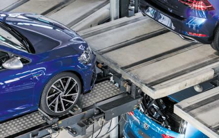VW plant US-Wachstum