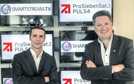 Smartstream.TV startet in Österreich