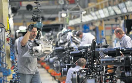 Österreichs Autoindustrie weiter auf der Überholspur