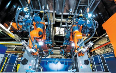 Aufschwung für die österreichische Industrie