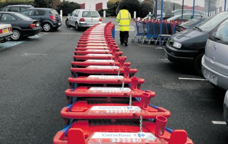 Carrefour steigerte Erlös
