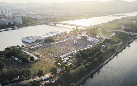 Das Donauinselfest findet im ORF statt