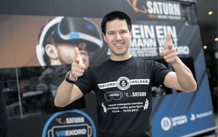 Weltrekord in Wien!