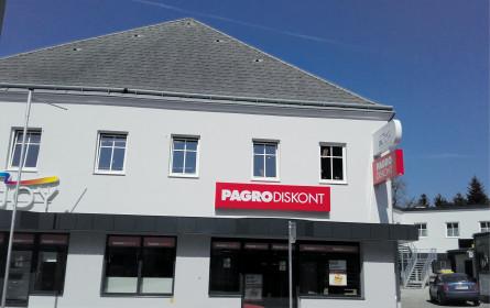 Pagro neu in Amstetten
