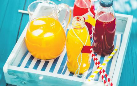 Kalorienarm: Süße Durstlöscher auf Diät