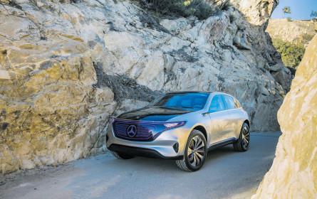 Mercedes setzt auf EQ