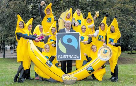 Fairtrade: Die Banane fällt nicht weit vom Strauch