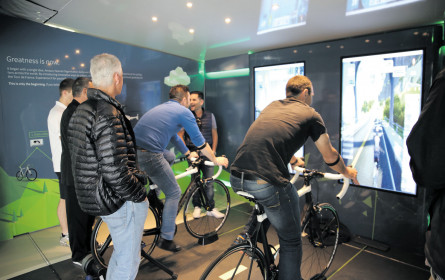 Sportlich: Tour de Smart Data