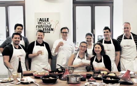 """Gourmet setzt auf """"restlos kochen"""""""