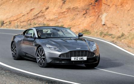 Aston Martin mit Gewinn