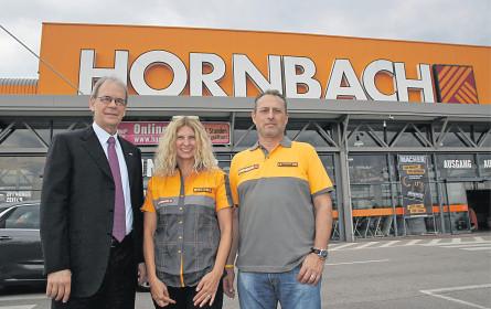 Hornbach baut sich ein Europa-Haus