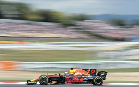 Red Bull rutscht ab