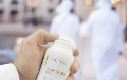 Vitamin D für Dubai