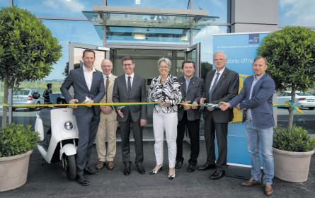 Noch mehr Betrieb in Krems