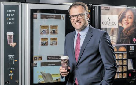 Führungswechsel bei café+co: Eine neue Ära