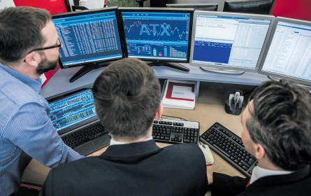 Mit der Wirtschaft und den Börsen geht's voran