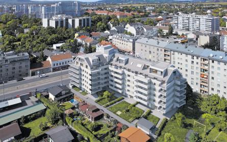Mehr als 80 neue Wohnungen