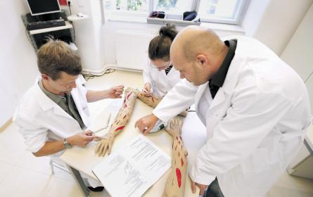 Ärzteausbildung gefragt, Hausarzt-Stellen nicht