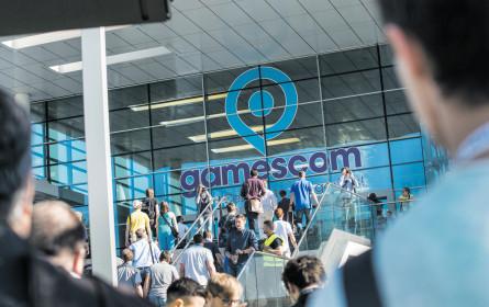 Die gamescom erreicht das nächste Level