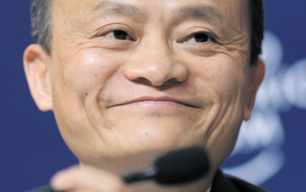 Alibaba mit Umsatzplus