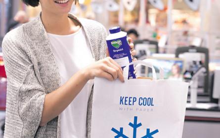 Die coole Lösung: Kühltaschen aus Papier