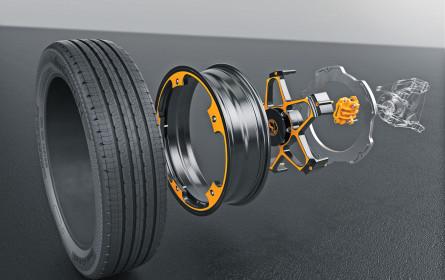 Conti revolutioniert Rad und Bremse für E-Autos