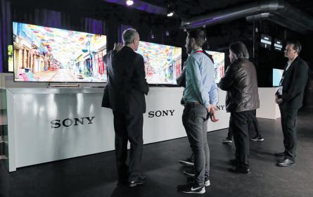 Gemeinsam für Sony unterwegs