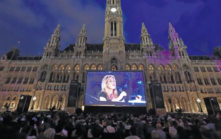 In Wien jagt ein Event das nächste