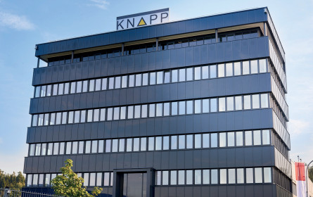 Knapp-Campus fertig