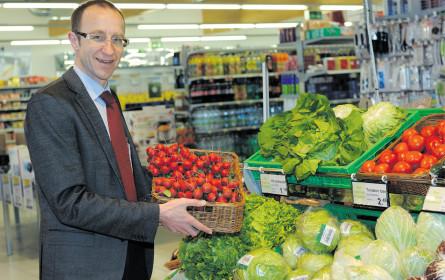 Haider: Nah am Gemüse, schnell beim Kunden