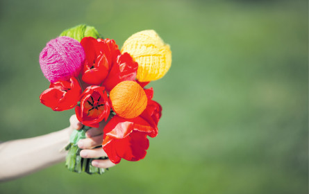 Wie der Winter neue Blüten treibt
