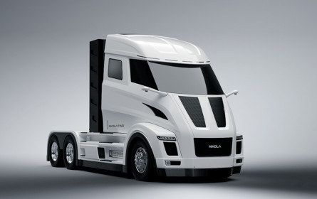 Erster Brennstoffzellen-Lkw kommt 2021