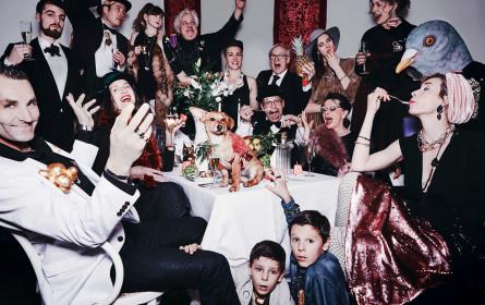 Ein Ort edler Pretiosen und fröhlicher Partys