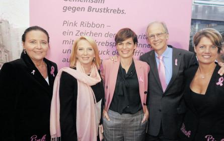 Pink Ribbon-Monat startet
