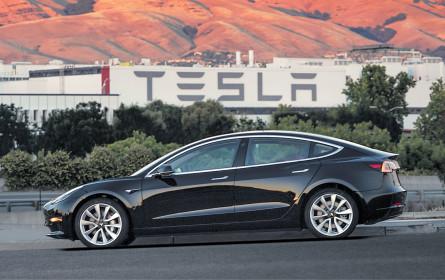 Gegenwind für Tesla