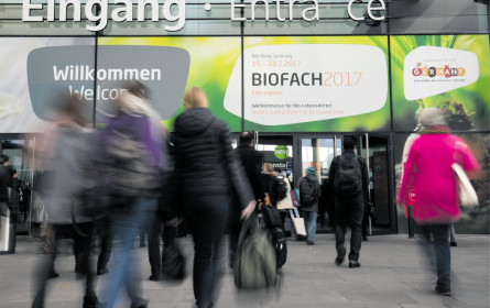 Wer Bio will, muss zur Biofach nach Nürnberg