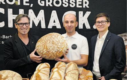Interspar-Bäcker zeigt, was er kann