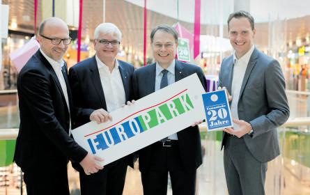 Europark hat das EKZ neu definiert