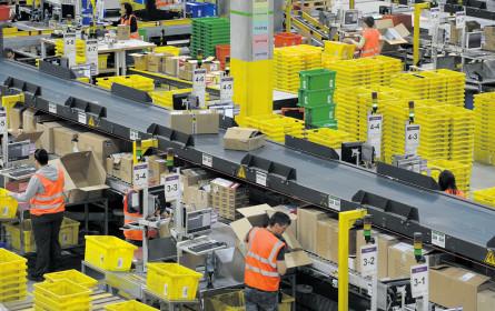 Konzentrationsgrad im E-Commerce nimmt zu
