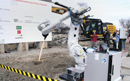 Boom der Roboter