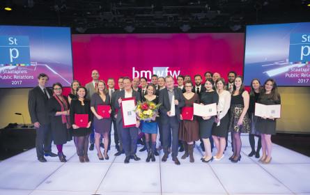 Staatspreis PR 2017