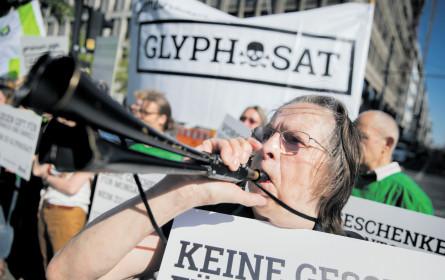 Kommt in Österreich ein Glyphosat-Verbot?