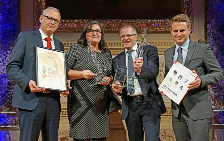 """Trauner Druck mit """"Golden Pixel Award"""" ausgezeichnet"""