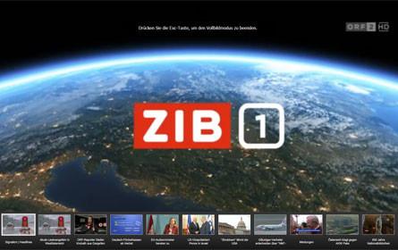 ORF-Info-Formate mit Jahrzehnt-Rekord