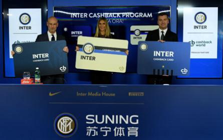 Lyoness auf Torsuche mit Inter Mailand