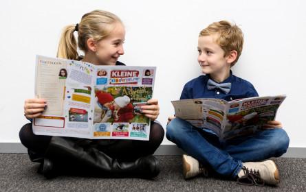 """Die """"Kleine Kinderzeitung"""" feiert Geburtstag"""