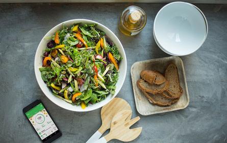 Kooperation zwischen Runtastic und Gourmet