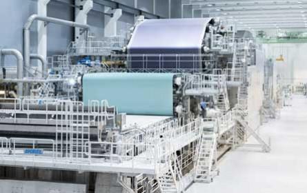 Andritz liefert weitere Papiermaschine an Zellstoff Pöls
